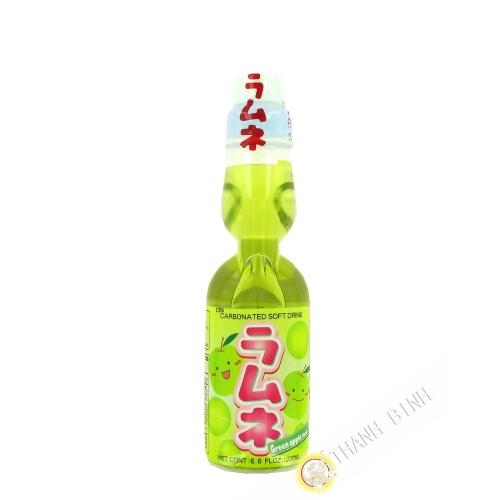Limonade japonaise ramune pomme verte CTC 200ml Japon