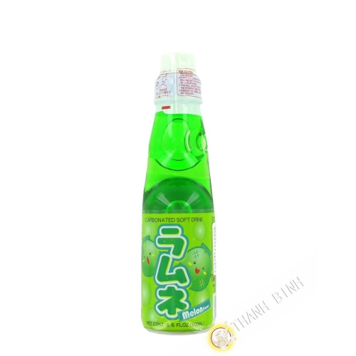 Limonade japanische ramune melone CTC 200ml Japan
