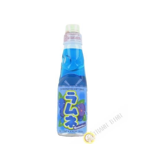 Limonade japanische ramune blaubeere CTC 200ml Japan