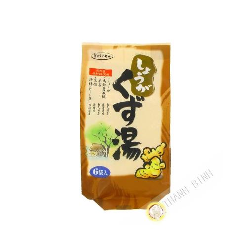 La preparación de la bebida de jengibre OSAKA Japón 120g