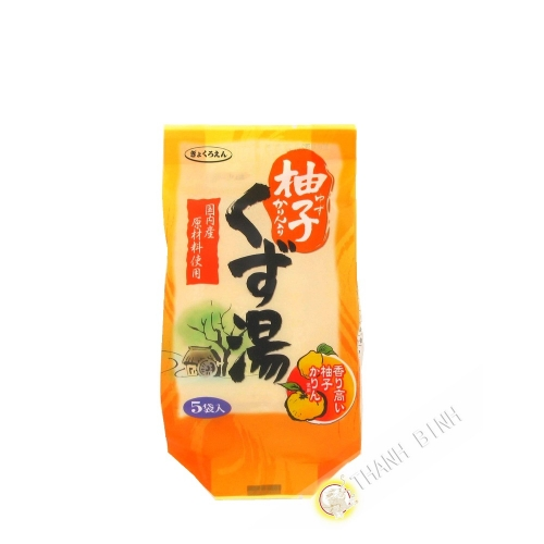 La preparación de la bebida de yuzu OSAKA Japón 120g