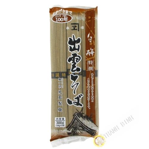 La pasta de trigo sarraceno soba KODAMA 300g Japón