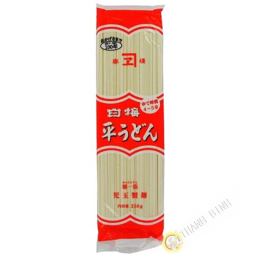 Pasta de trigo udon KODAMA 250g Japón