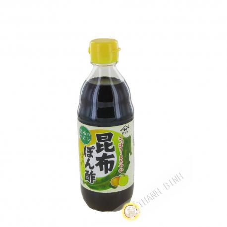 Sauce de soja ponzu au konbu YAMASA 360ml Japon