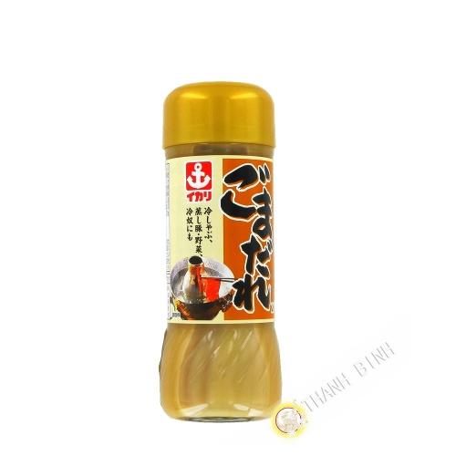 Salsa di soia, sesamo IKARI 220ml Giappone
