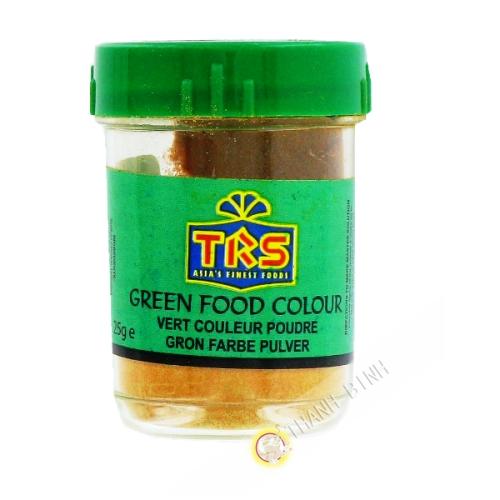 Colorant Vert En Poudre TRS 25g Royaume-Uni