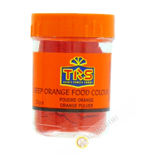 An Orange dye Powder TRS 25g Uk