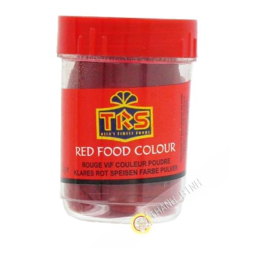 Colorante rojo en Polvo TRS 25g reino unido