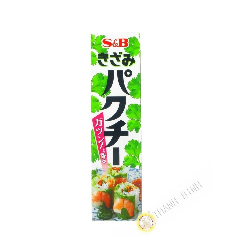 Paste of coriander in a tube SB 38g Japan