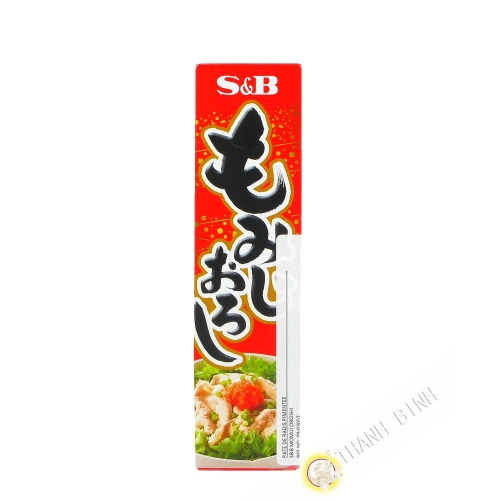 Mashed radish spices in tube SB 38g Japan
