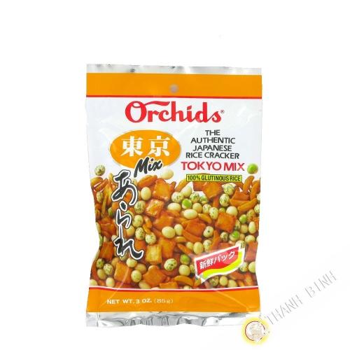 Mélange apéritif ORCHIDS 85g Japon