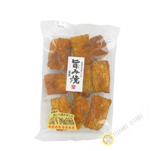 Biscotin de riz MARUHIKO 117g Japon