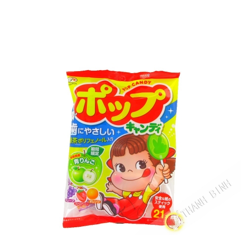 Suzette au fruit FUJIYA 58g Japon