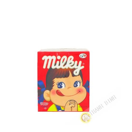 Milk candy FUJIYA 25.2 g Japan