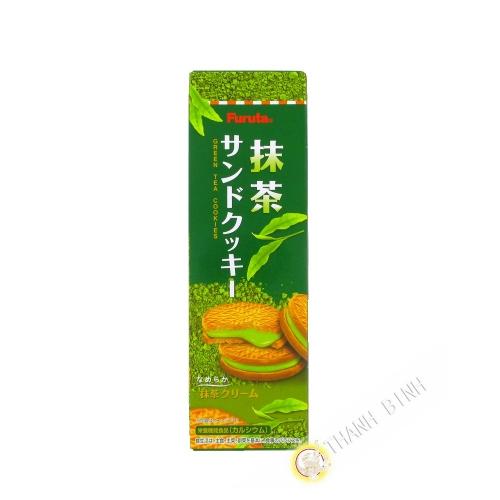 Biscuit fourrée matcha FURUTA 84g Japon