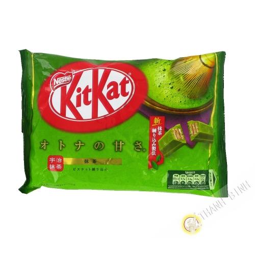 Kitkat gusto matcha NESTLE 146.9 g Japón