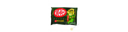 Kitkat taste double matcha NESTLE 135.6 g Japan
