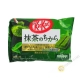 Kitkat taste matcha green tea NESTLE 139.2 g Japan