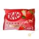 Kitkat strawberry taste NESTLE 135.6 g Japan