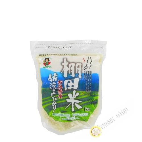 日本米niigatatosa OKUSAMAJIRSHI1公斤日本
