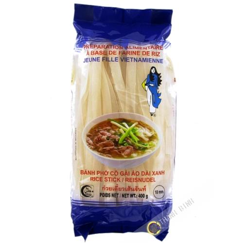 Fideos de arroz pho NIÑA de 10 mm de Vietnam 400g