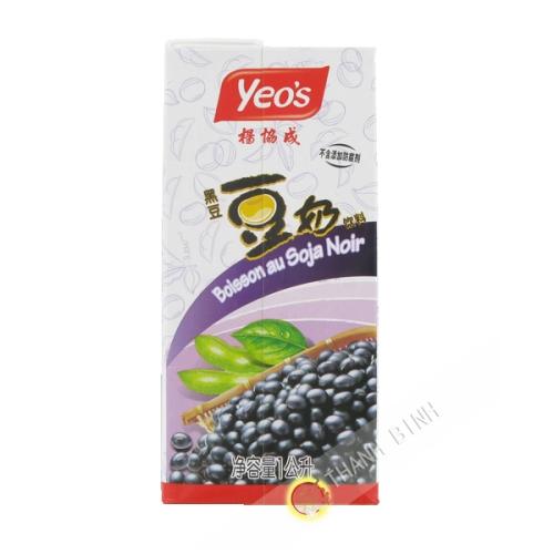 Lait de soja noir 250ml