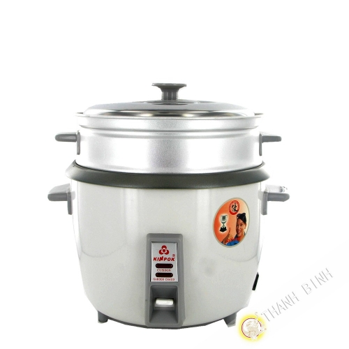 Cuiseur de riz avec vapeur 1L KINPOK Chine