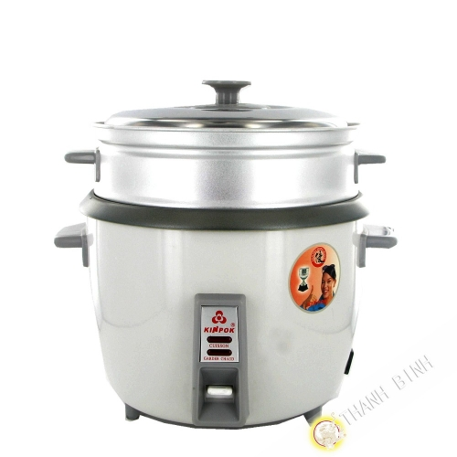 Rice cooker with steamer 1.5 L KINPOK China