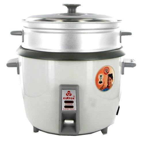Cuiseur de riz avec vapeur 2.2L KINPOK Chine