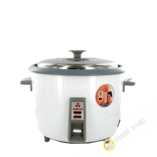 Rice cooker without steam 1.0 L KINPOK China
