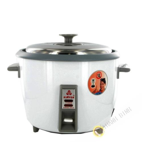 Rice cooker no steam 1.8 L KINPOK China