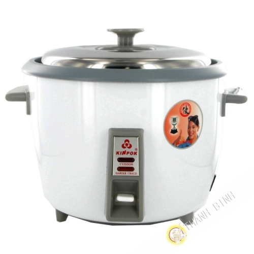 Rice cooker without steamer 2.2 L KINPOK China