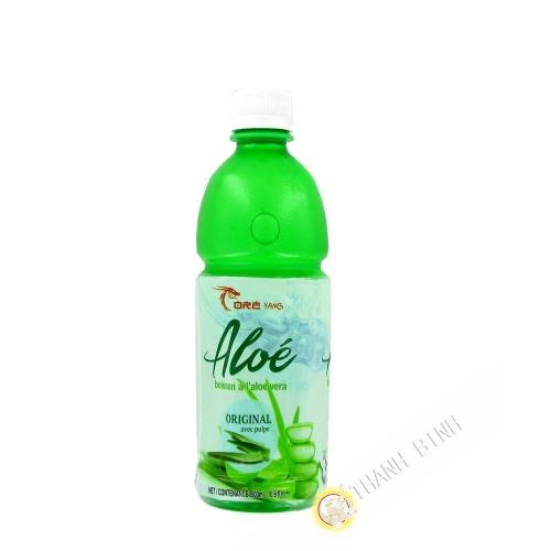 Bebida de aloe vera WANG 500ml Corea