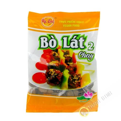 Preparazione vegetariana, la carne di Manzo a Fette Bo Lat Chay AU LAC 100g Vietnam