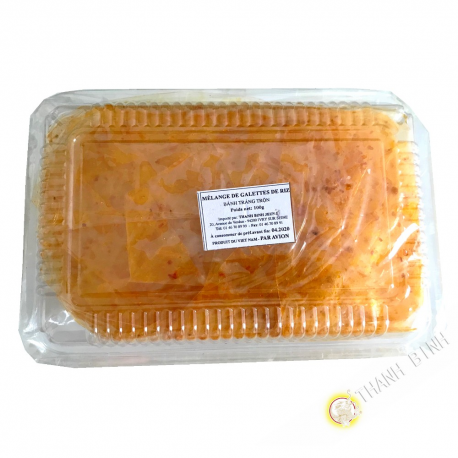 Salad of Leaf of rice to the sauce spicy Vietnam 100g
