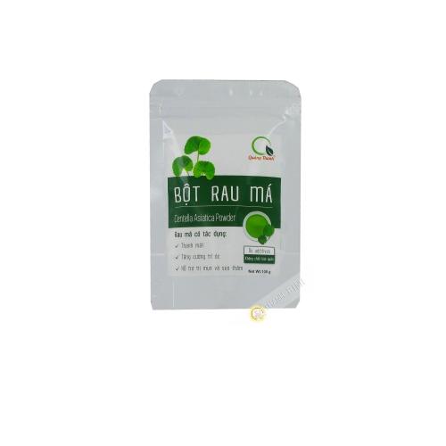 Pennywort polvere Bot rau mia 100g Viet Nam