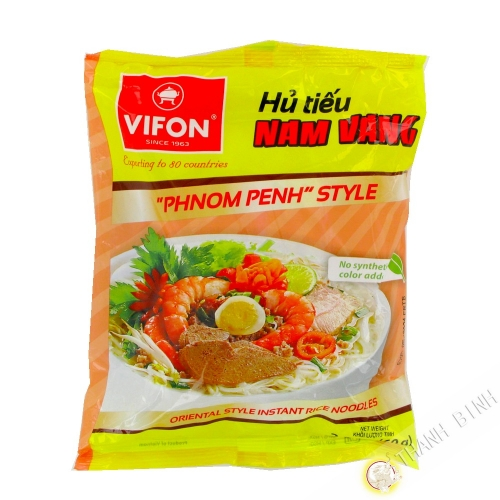 Suppe, nudelsuppe nach Phnom-Penh-Hu tieu Nam Vang VIFON Vietnam 60g