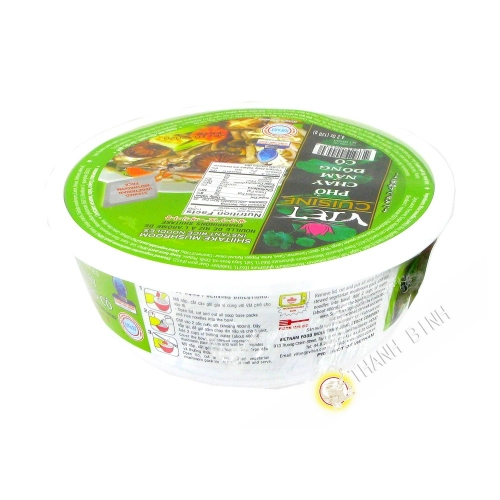 Soup vermicelli Pho Mushroom Bowl VIET CUISINE 120g VietNam