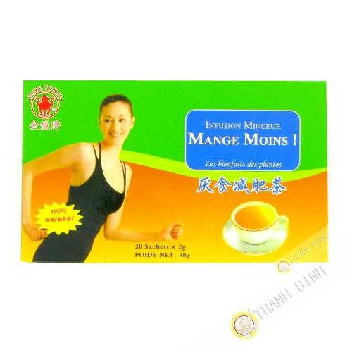Tè-appetito suppressant dimagrante 40g CH