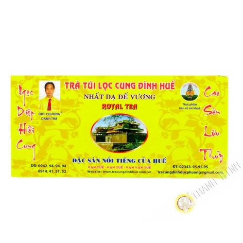 Il tè verde imperiale di HUE 75g Viet Nam