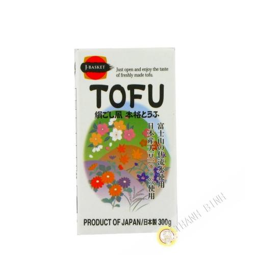 Tofu Satonoyur J BASKET 300g Giappone