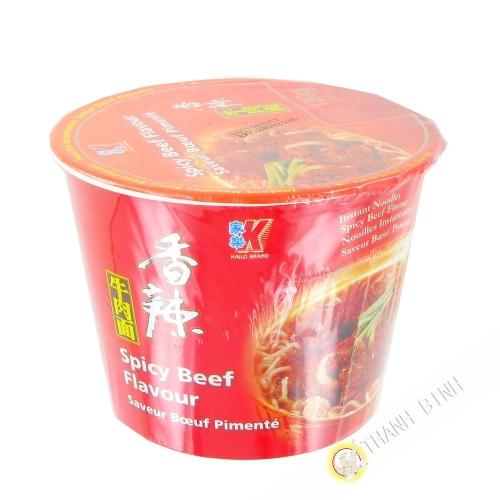 Sopa de sabor de la carne de vacuno Kailo 120g
