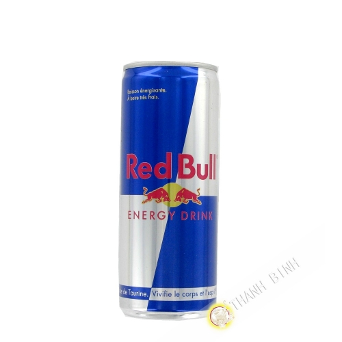 Energy drink RED BULL 250ml Austria