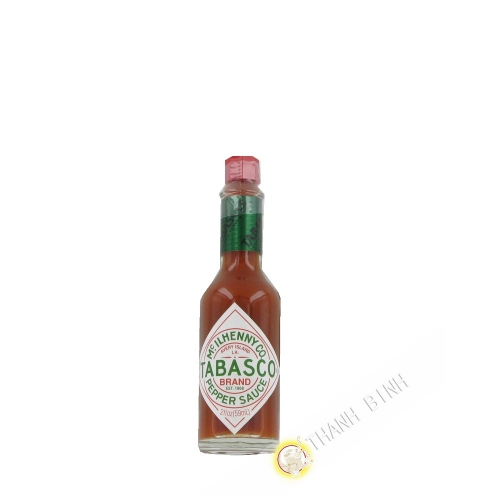 Red pepper TABASCO sauce 59ml USA