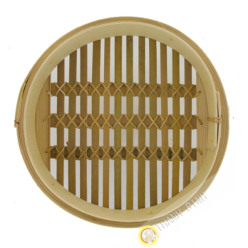 Panier vapeur en bambou