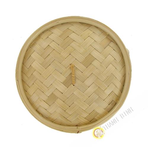 Coperchio, il vapore in bambù