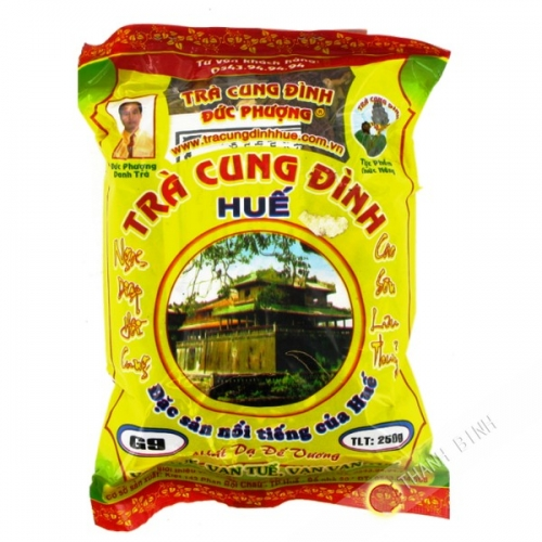 Green tea imperial HUE 250g Viet Nam