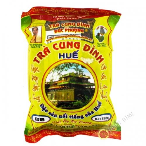Il tè verde imperiale di HUE 250g Viet Nam