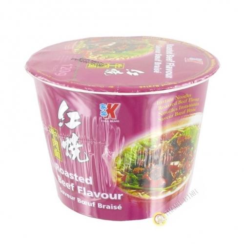 Suppe momentaner Kailo-aroma, rindfleisch, glut, 120g