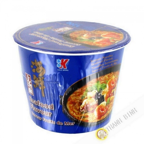 Sopa de sabor de la fruta mar Kailo 120g